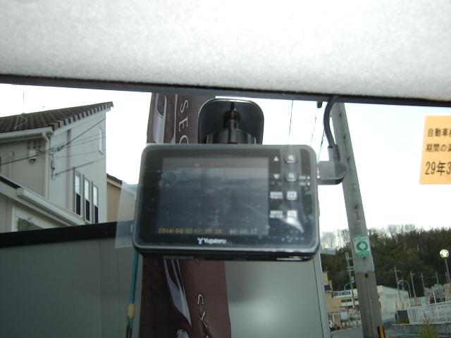 DRY-FH530GS☆ドライブレコーダー取り付け