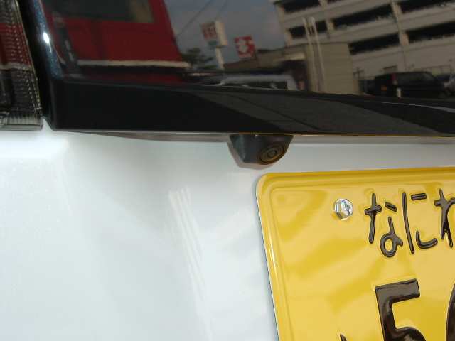 ND-BC7☆バックカメラ取り付け