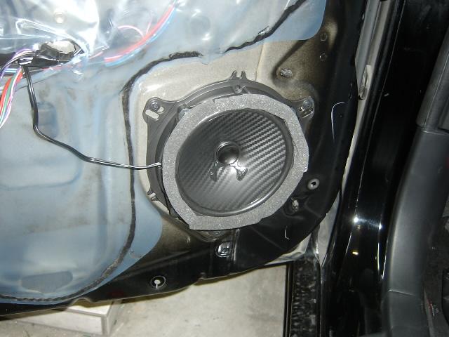 TS-F1730S・フロントスピーカー交換