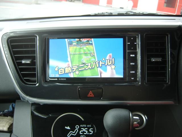 CN−RS02WD★メモリーナビ取り付け