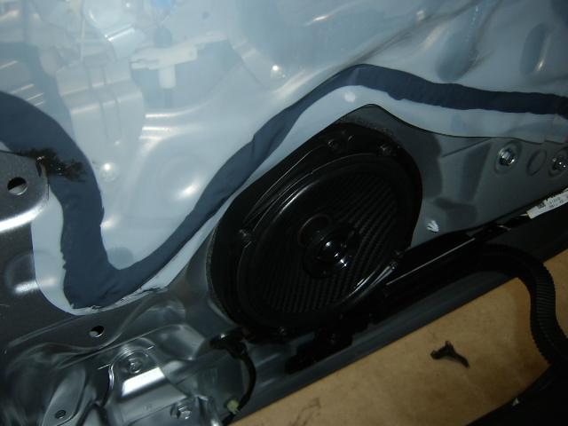 TS-F1730★リアースピーカー交換