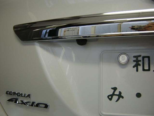 CX-C50MF-i★バックカメラ取り付け