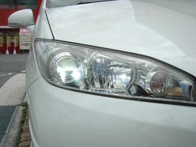 LEDヘッドライト化☆10000lm