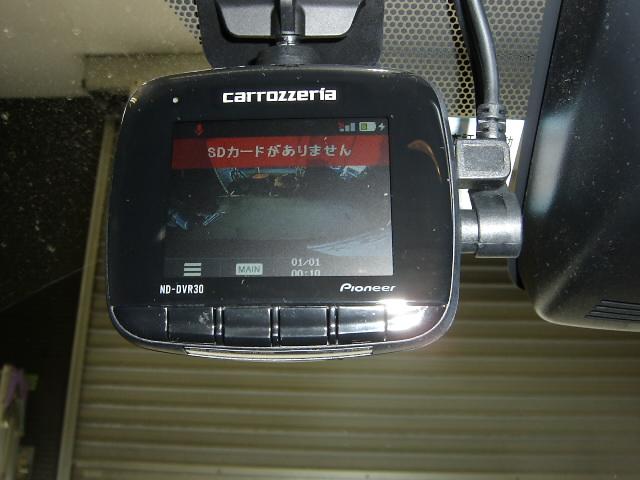 カロッツェリア☆ND-DVR30・ドライブレコーダー取り付け