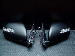 S-GL LEDウインカー ドアミラー [電動]【未塗装】