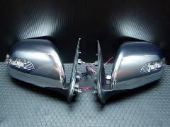 S-GL LEDウインカー ドアミラー [電動]【クローム】