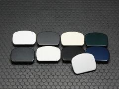 リアゲートミラーレスカバー【塗装済】