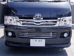 TPD フロントスポイラー【�T・�U型ナロー】【塗装済】