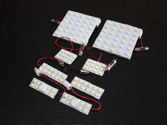 LEDルームランプ 【LED124個】 S-GL用