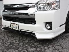 TPD フロントスポイラー【�W型スーパーロング】【未塗装】