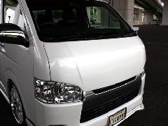 TPD ユーロフェイスボンネット【�W型ナロー】【塗装済】