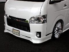 TPD ユーロフェイスボンネット【�W型ナロー】【未塗装】
