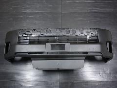 �W型 純正タイプ フロントバンパー【ワイド】 未塗装