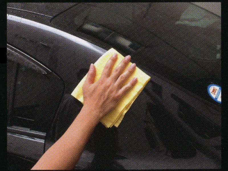 機器式洗車について