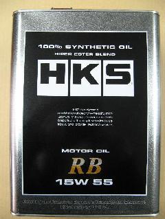 HKS スペシャルブレンド for RB  4L エンジンオイル
