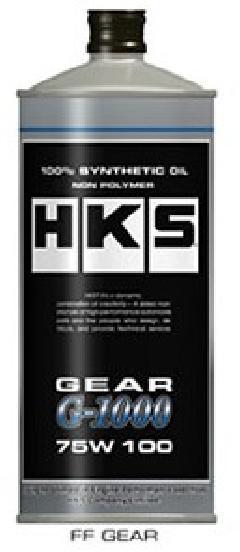 HKS Gシリーズ ギアオイル G-1000  1L