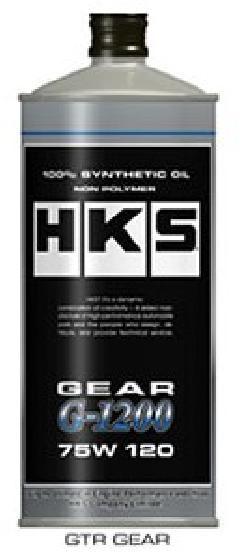HKS Gシリーズ ギアオイル G-1200  1L