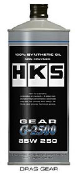HKS Gシリーズ ギアオイル G-2500  1L