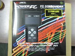 【送料無料】APEX パワーFC マークII/チェイサー/クレスタ JZX100 AT車専用