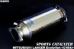 SARD スポーツキャタライザー LANCER Evo.4 CN9A