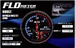 BLITZ FLD Meter BOOST(ブーストセンサー有)