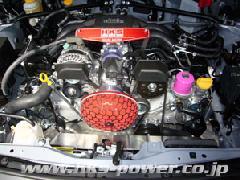HKS レーシングサクションリローテッド 86/BRZ ZN6/ZC6