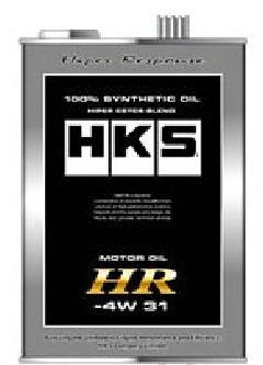 HKS スーパーオイル HR -4W31相当 4L エンジンオイル