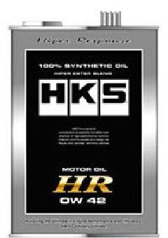HKS スーパーオイル HR 0W42相当 4L エンジンオイル