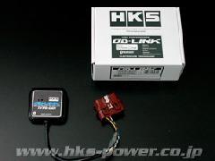 HKS OB-LINK TYPE-001  OBDコネクタ接続マルチモニタ