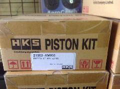 【数量限定特価】HKS 鍛造ピストンキット 4B11(TURBO) ランサーエボリューションX CZ4A