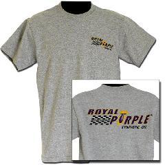 Logo T-shirt Sport Glay M