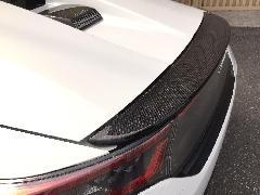 S660 カーボンリアスポイラー【クリア塗装済】