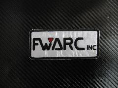 FWARC オリジナルワッペン Sサイズ