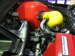 S660 スーパー3Dレーシングサクション ホースレスキット (ハイフローアルミインテークパイプ用)