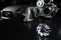 BOLT ON TURBO SYSTEM R35  ボルトオンターボシステム GT-R   4862GTR-700R