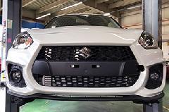 HKS インタークーラーキット R type INTERCOOLER スイフトスポーツ ZC33S (セーフティーパッケージ車不可)