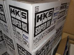 HKS SUPER OIL Premium API/SN 0W20 4L×3缶 52001-AK112