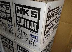 HKS SUPER OIL Premium API/SN 10W40 4L×3缶 52001-AK110