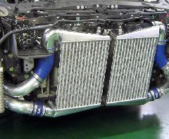 HKS R type INTERCOOLER GT-R R35 GT1000SPEC インタークーラー 13001-AN015