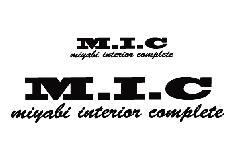 M.I.Cステッカー コンプリートVer.≪小≫