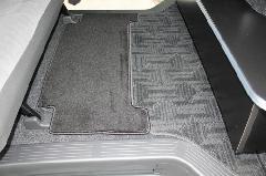 セカンドシート移動キット専用マット 純正マット使用タイプ  ナロー用