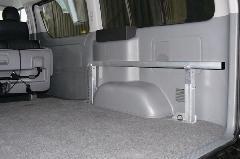 高さ調整式ベッドフレーム