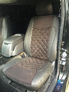 200系ハイエース シートカバー