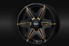 MONSTER  CA66             マットブラック/ゴールド
