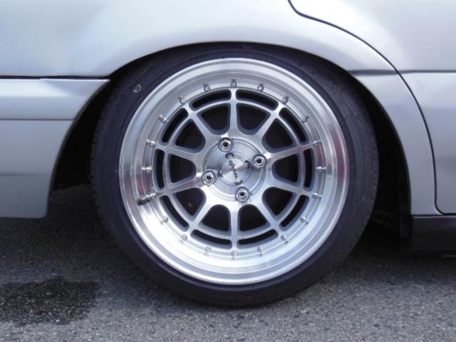 Chikara RS10 15x8.5J+17