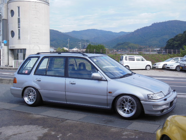 Chikara RS10 15x8.5J+17 4x100
