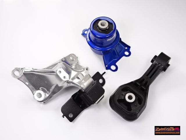 GK5フィットRS強化エンジンマウント3点セット