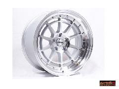 CHIKARA RS10 15×8.5J+17silver