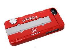 ホンダオフィシャルVTEC!iPhone用3Dケースカバー
