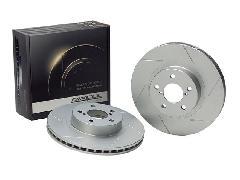 DIXCEL製ブレーキローター(SD type)フロントEK9